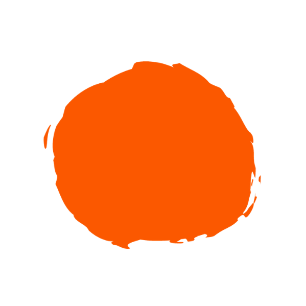 Tâche orange
